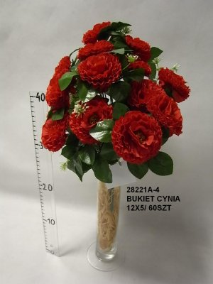 BUKIET CYNIA