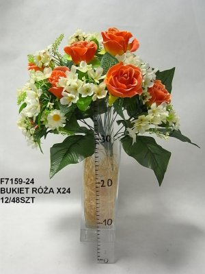 BUKIET RÓŻA X24