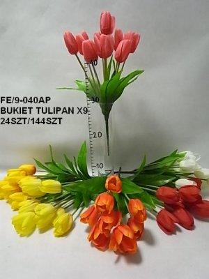 BUKIET TULIPAN X9