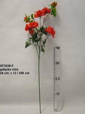 gałązka róża