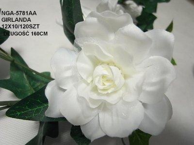 girlanda biała
