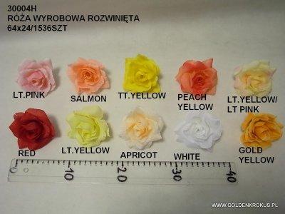 róża wyrobowa 5 pł