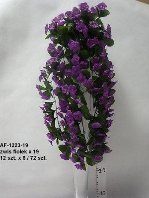 zwis fiołek x 19